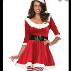 Ladies Santa Sweetie Costume